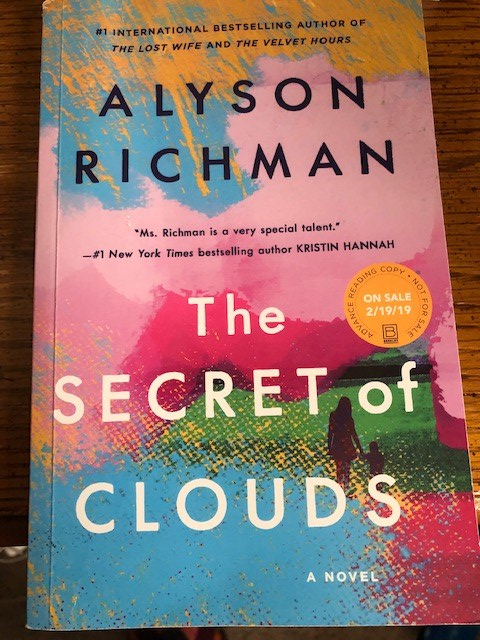 A heartening tale of the influence a teacher has on a student #SaturdaySpotlight with #author @alysonrichman #Interview
